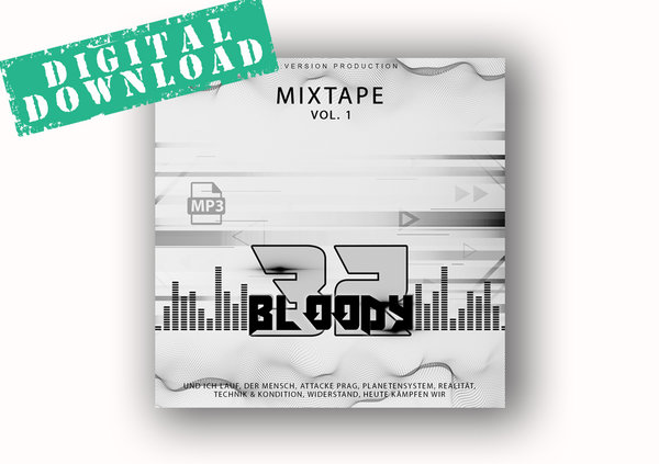 Bloody32  - Mixtape Vol. 1Digital-Download